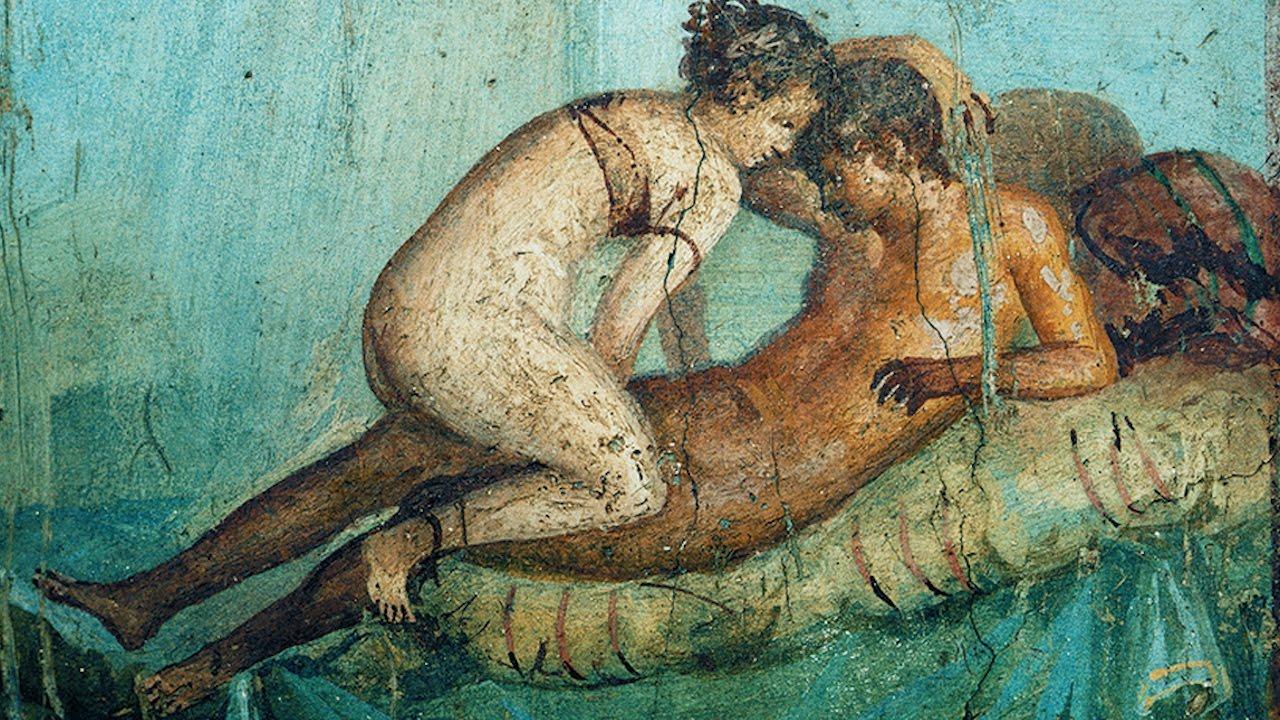 Секс эротика в древнем риме египте смотреть видеофильмы 97